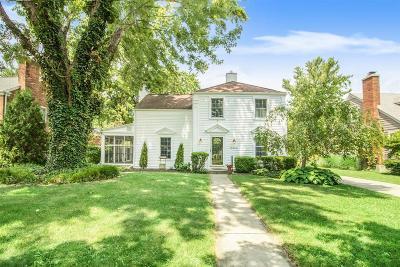 Ann Arbor Single Family Home For Sale: 1413 Iroquois Pl