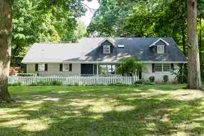 Single Family Home Contingent - Financing: 3575 Hunt Rd