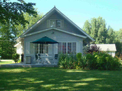 Coldwater Single Family Home Contingent - Financing: 161 Lake Shore Dr