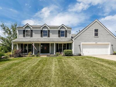 Ann Arbor Single Family Home For Sale: 1560 Mallard Cove Dr