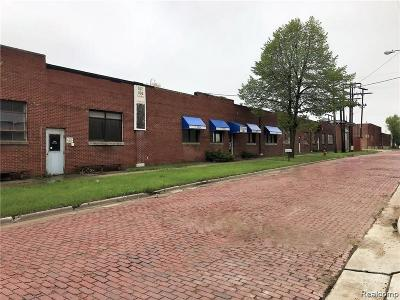Jackson Commercial/Industrial For Sale: 522 Hupp Ave