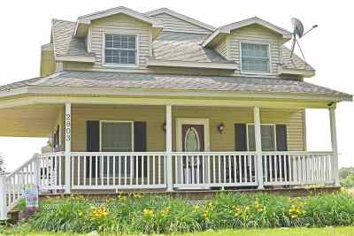 Lenawee County Single Family Home For Sale: 2803 Lenawee Highway