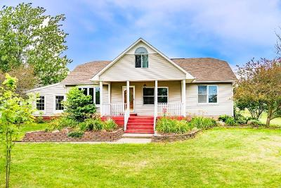 Milan Single Family Home For Sale: 19380 Hickory Rd