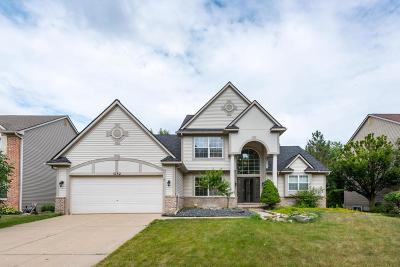 Ann Arbor Single Family Home For Sale: 3182 Otter Creek Ct