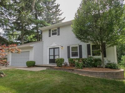 Ann Arbor Single Family Home For Sale: 2640 Kimberley