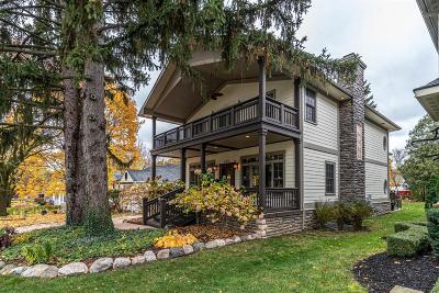 Northville Single Family Home For Sale: 480 Orchard Dr