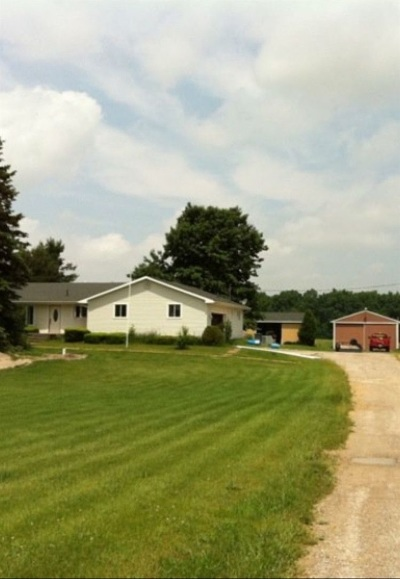 Onsted Single Family Home Contingent - Financing: 9400 Stephenson Rd
