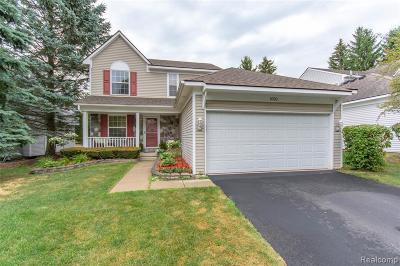 Wixom Condo/Townhouse For Sale: 1020 Yorick Path