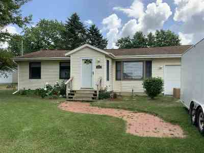 Lenawee County Single Family Home For Sale: 3849 Osburn Dr