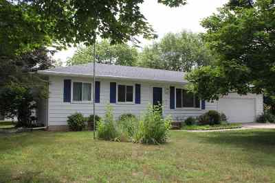 Lenawee County Single Family Home For Sale: 5283 Noland