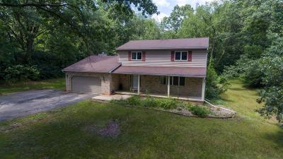 Chelsea Single Family Home For Sale: 6045 Queen Oaks Dr