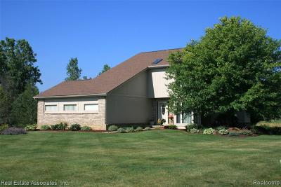 Brighton Single Family Home For Sale: 2038 Cumberland Dr