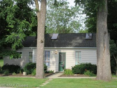 Milford Single Family Home For Sale: 225 East St