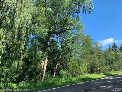 Farmington Hill Residential Lots & Land For Sale: Metroview