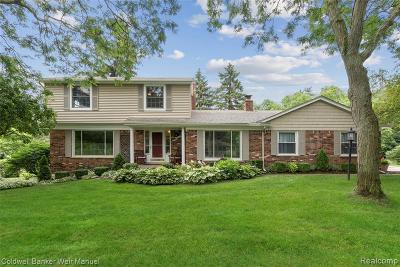 Northville Single Family Home For Sale: 21926 Rathlone Dr