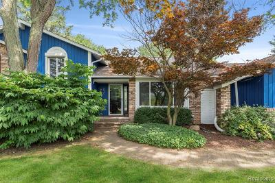 Brighton Single Family Home For Sale: 6531 Catalpa Dr