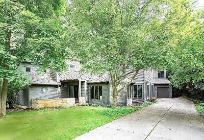 Ann Arbor Single Family Home For Sale: 450 Huntington Dr
