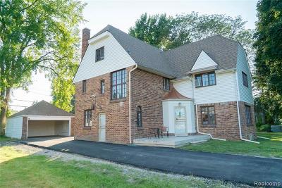 Southfield Single Family Home For Sale: 24401 Martha Washington Dr