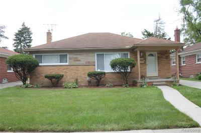Oak Park Single Family Home For Sale: 13501 Burton St