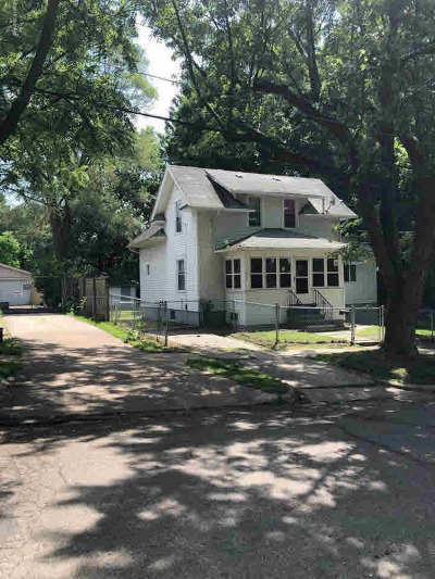 Jackson Single Family Home For Sale: 771 S Pleasant St