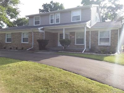 Farmington Hill Single Family Home For Sale: 28732 Ramblewood Dr