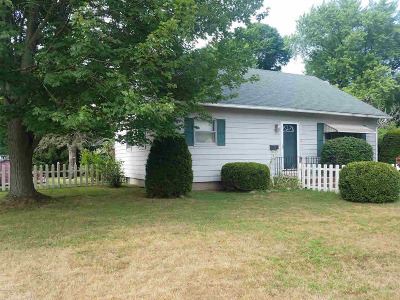 Single Family Home Contingent - Financing: 307 Strait Ct