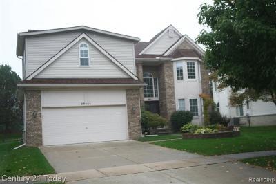 Farmington Hill Single Family Home For Sale: 29224 Fieldstone