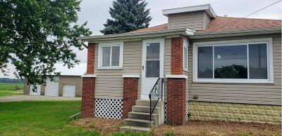 Single Family Home For Sale: 8838 Driggs Rd
