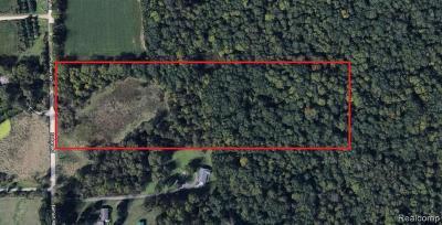 South Lyon MI Residential Lots & Land For Sale: $180,000