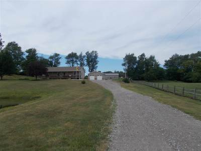 Onsted Single Family Home Contingent - Financing: 11868 Slee Road