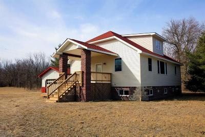 Milan Single Family Home For Sale: 10463 Townsend Rd