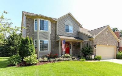 Chelsea Single Family Home For Sale: 371 Fairways Ln