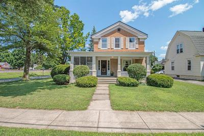 Chelsea Single Family Home For Sale: 116 McKinley St