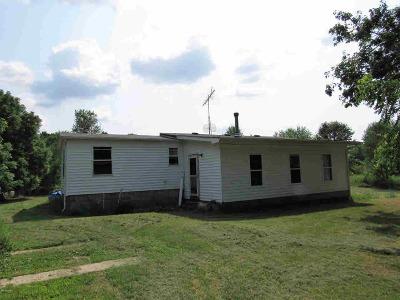 Jonesville Single Family Home For Sale: 1971 E Sterling Rd