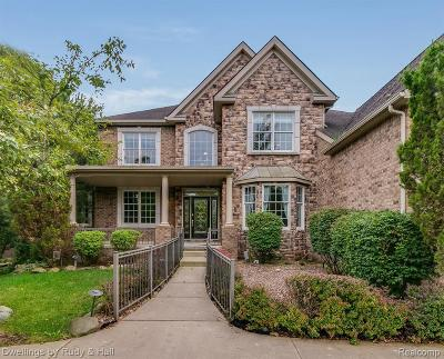 Northville Single Family Home For Sale: 50413 Hunters Trl
