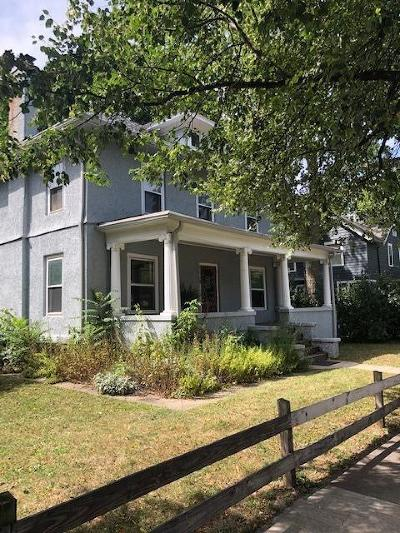 Ann Arbor Single Family Home For Sale: 448 S 7th St
