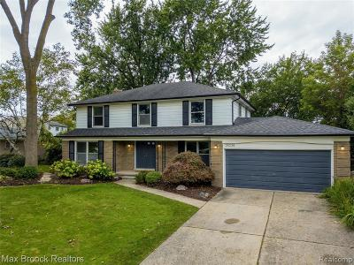 Southfield Single Family Home For Sale: 25235 Lathrup St