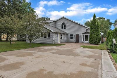 Lake Orion Single Family Home For Sale: 941 Hinford Ave