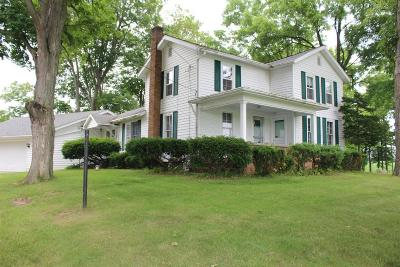 Grass Lake Single Family Home Contingent - Financing: 1980 Willis Rd