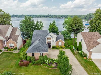 Single Family Home Contingent - Financing: 347 Cove View Dr