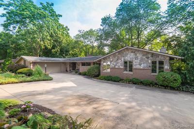 Single Family Home For Sale: 247 Holmur Dr N