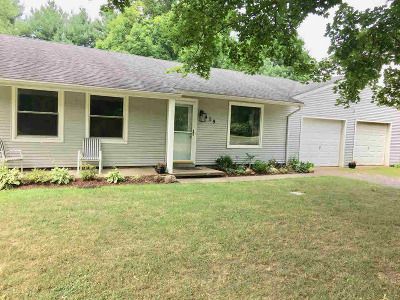 Jonesville Single Family Home Contingent - Financing: 479 Wright St