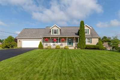 Single Family Home Contingent - Financing: 10630 Glendalough Lane