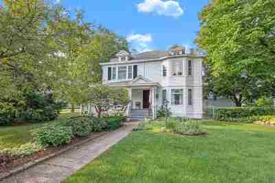 Plymouth Single Family Home For Sale: 184 Caster