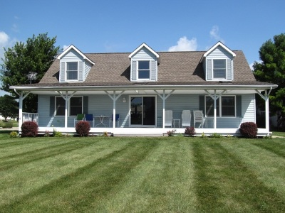 Onsted Single Family Home Contingent - Financing: 8831 Kingsley Dr