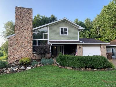 Single Family Home For Sale: 2882 Perrine