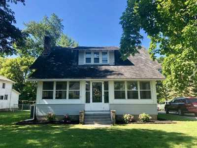 Single Family Home For Sale: 6343 Palmyra Road