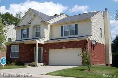 Farmington Hill Single Family Home For Sale: 23098 Julieann Crt