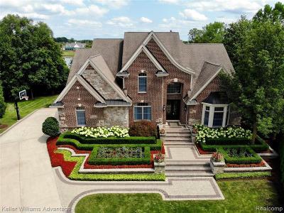 Northville Single Family Home For Sale: 15108 Merion Crt