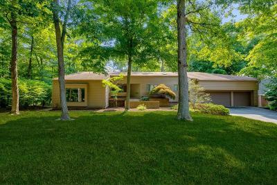 Ann Arbor Single Family Home For Sale: 3955 Waldenwood Dr